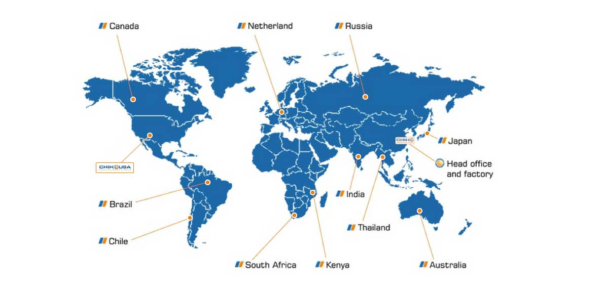 Global Supplier Chikousa